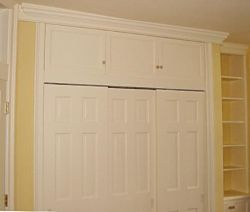 Custom Closets Boston Ma Greg Treleaven Carpenters